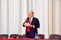 Геннадий Зюганов переизбран председателем Центрального Комитета КПРФ.