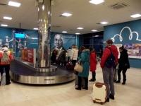В Волгоградском аэропорту опасаются инфекционных заболеваний