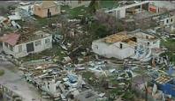 Разрушения от урагана Ирма