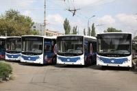 В Волгограде 21 апреля протестируют автобусы-шаттлы