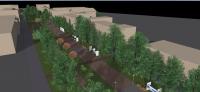 Волгоградцам перед кинотеатром «Ударник» обещают построить фонтан