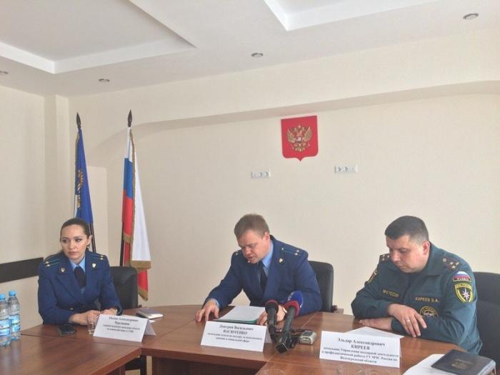 В Волгограде вступил в силу особый противопожарный режим