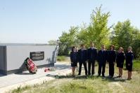 Расположенный далеко от главных волгоградских памятных мест монумент, десятилетиями не видевший ремонта, вновь приведен в порядок и открыт к посещению