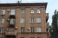 Дом культурного наследия на Советской 26 в Волгограде покрылся коррозией