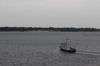 В Волгограде с 21 апреля откроются два временных водных маршрута