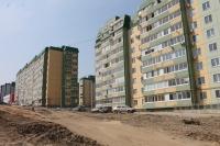 Жители ЖК «Комарово» больше пяти лет не могут выехать из своих дворов