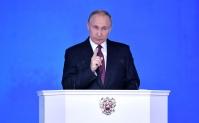 Большую часть своего послания Федеральному собранию Президент посвятил презентации новейшего вооружения