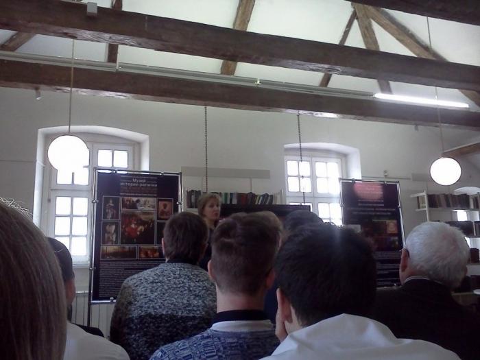 В Волгограде состоялось открытие представительства виртуального музея Петербурга