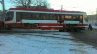 В Волгоград для СТ приехали два новых вагона из Челябинска