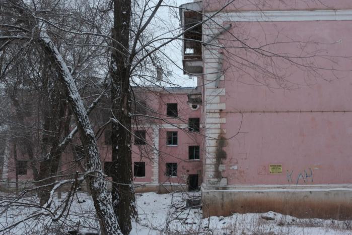 Волгоградские трущобы по-красноармейски или как доживают свой век дома под снос