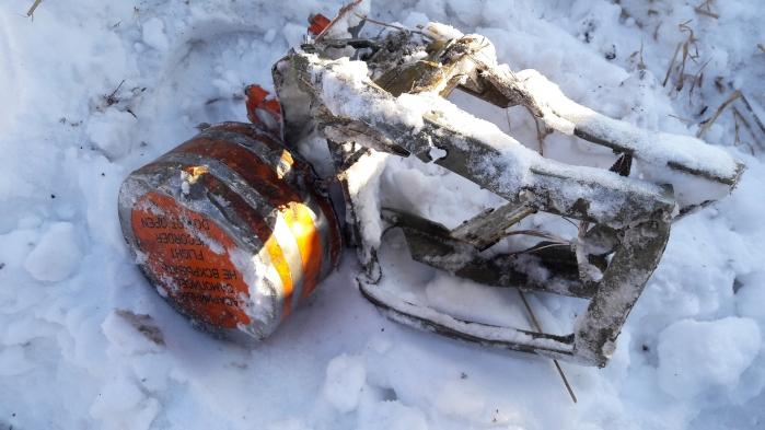Стала известна предварительная причина трагедии на борту АН-148