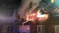 В Омске в жилом доме произошел взрыв газа: есть пострадавшие