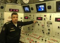 ВМФ России готовит водолазов к погружению на глубину 440 метров