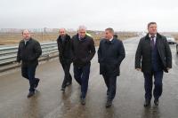 В Волгоградской области движение по мосту через Ахтубу будет запущено