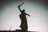 В Волгограде началась реконструкция Родины-матери