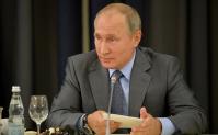 Владимир Путин снизил президентскую зарплату-2018