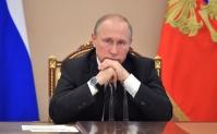 Путин освободил от должности первого замминистра юстиции РФ