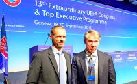 Алексей Сорокин вошел в Совет ФИФА