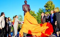«Филадельфия» открыла памятник Эду Снайдеру