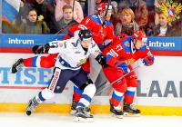 Финляндия – Россия - 3:2 (1:0, 1:2, 1:0).