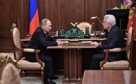 Владимир Путин назначил Владимира Васильева временно исполняющим обязанности главы Дагестана