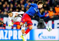 ЦСКА (Россия) – «Базель» (Швейцария) - 0:2 (0:1).