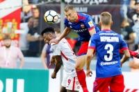 ЦСКА (Москва)– «Спартак» (Москва) - 2:1 (0:0).
