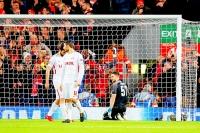 «Ливерпуль» (Англия) – «Спартак» (Россия) - 7:0 (3:0).
