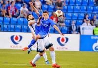 ФК «Оренбург» - «Ротор-Волгоград» - 2:2 (2:0).