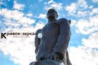 Памятнику Жукову в Волгограде придали первозданный вид