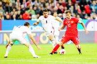 Россия – Иран - 1:1 (0:0).