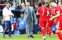 Сборная России осталась 62-й в рейтинге ФИФА
