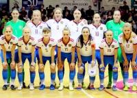 Женская национальная сборная России по мини-футболу