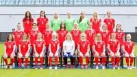 Женская национальная сборная России по футболу