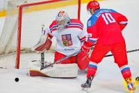 Чехия U20-Россия U20 - 1:2 (0:0, 0:1, 1:1, 1:2).