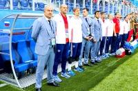 Станислав Черчесов назвал список игроков на учебно-тренировочный сбор в Новогорске.