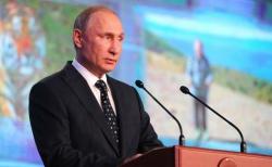 Владимир Путин: в 2016 году предотвратили 16 терактов