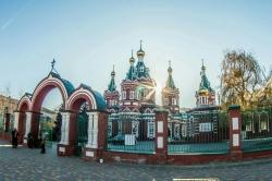 В Волгоград прибыли мощи трех святителей и Матроны Московской