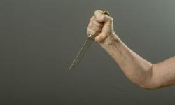 Под Волгоградом мужчина пытался зарезать жену