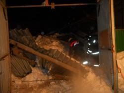 СК возбудил уголовное дело по факту обрушения крыши в конном клубе