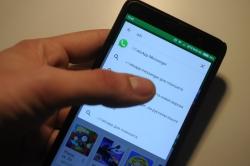 Подруга украла у своего знакомого смартфон и сдала его в скупку
