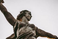 Реконструкцию монумента «Родина-мать зовет!» завершат в 2019 году