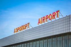 В Волгограде экстренно приземлился самолет с больным ребенком