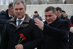Волгоградские власти пытались скрыть от Володина проблемы местных жителей