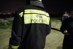 В Волгограде в детском реабилитационном центре тушили пожар