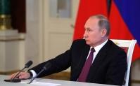 Владимир Путин лишил должностей восьмерых генералов МВД, МЧС и ФСИН