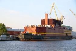Плавучая АЭС в Петербурге