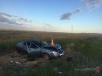 В Советском районе Волгограда в роковом ДТП пострадали пять человек