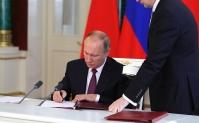 Путин одобрил идею признать киргизские водительские права в России