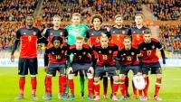 Бельгия назвала состав на матч против России